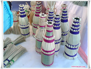 Bamboo vase ,decorative Art & Craft