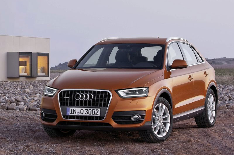 top gear 2012 audi q3 suv. Black Bedroom Furniture Sets. Home Design Ideas