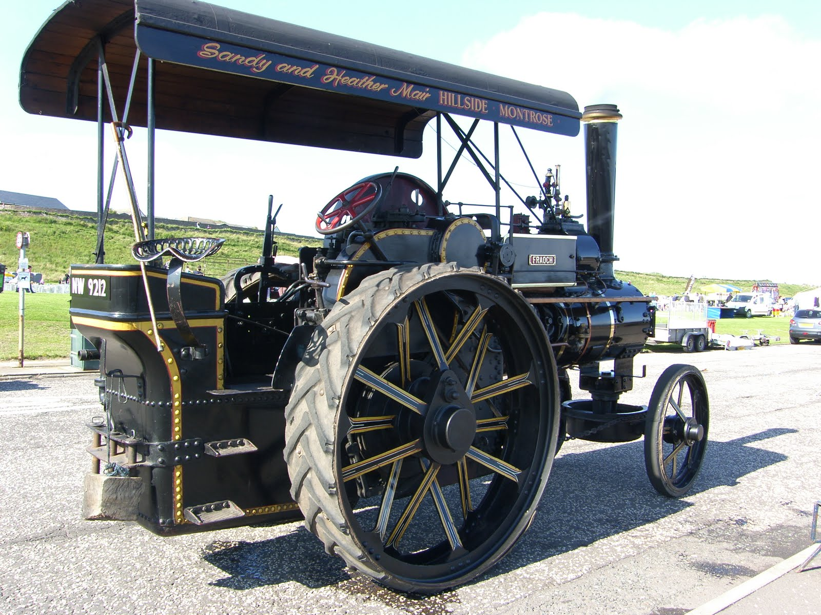 Vintage Steam Engines 76