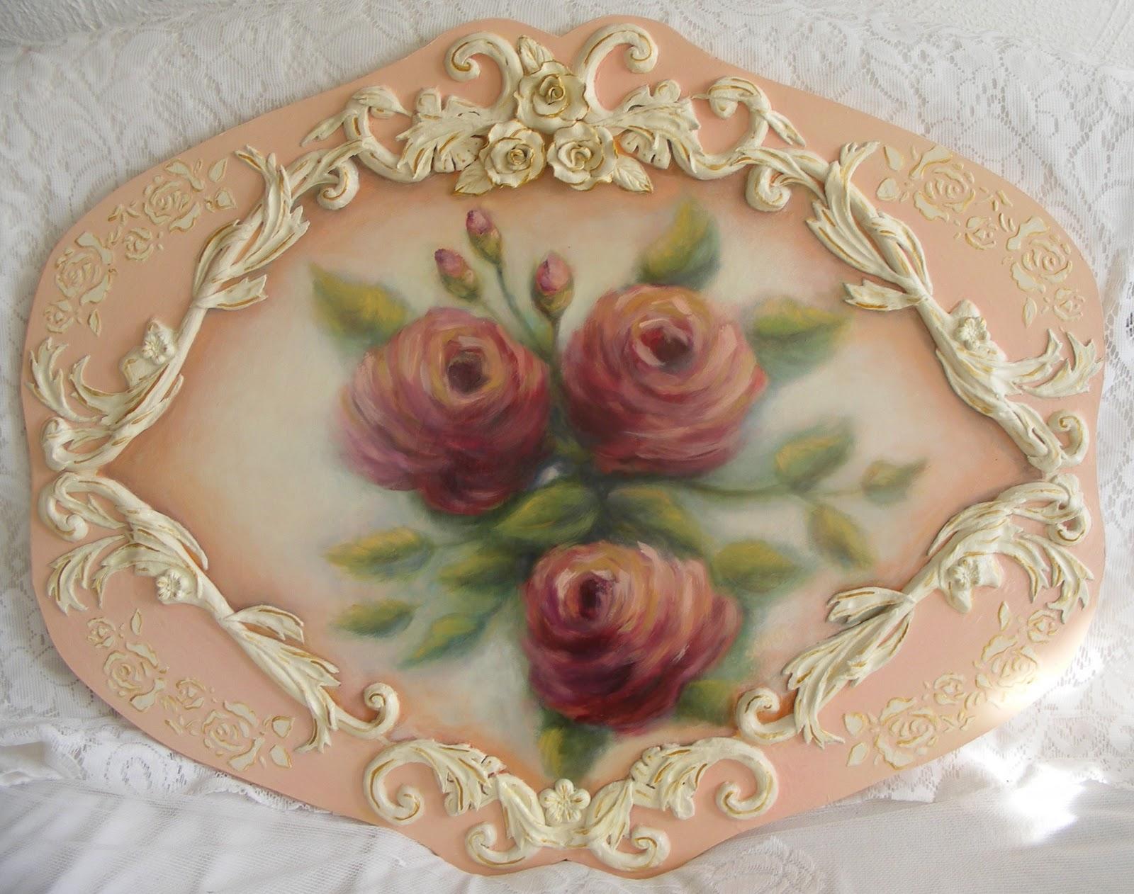 pano-seramikü-dekupaj-dekoratif-boyama