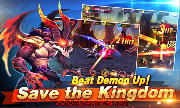 Free Download Brave Fighter 2 Legion Frontier Mod Apk v1.3 (Unlimited Money/Unlocked) Android Full Latest Version Terbaru 2017