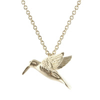 Alex Monroe Humming Bird Necklace Pendant Jewellery Blog