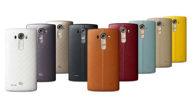 best loved 80b09 a2923 LG Greece Proving free leather cover for LG G4 buyers | KeepTheTech