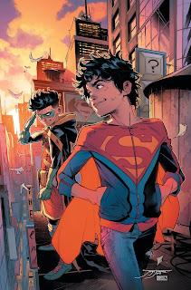 "Se cancela la serie ""Superhijos"" de DC Comics"