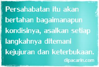 Gambar Foto DP BBM Kata Kata Persahabatan