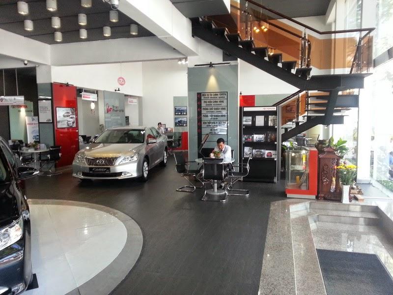 Giá Xe Toyota Camry 2.5 Q 2014 Việt Nam Tại TpHCM 2