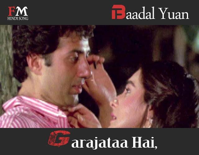 Baadal-Yuan-Garajataa-Hai-Betaab(1983)