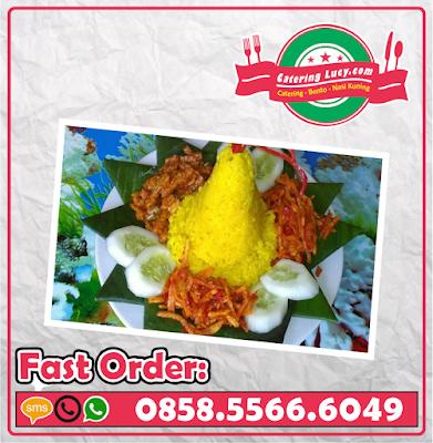 Tumpeng Mini Nasi Kuning Purwokerto