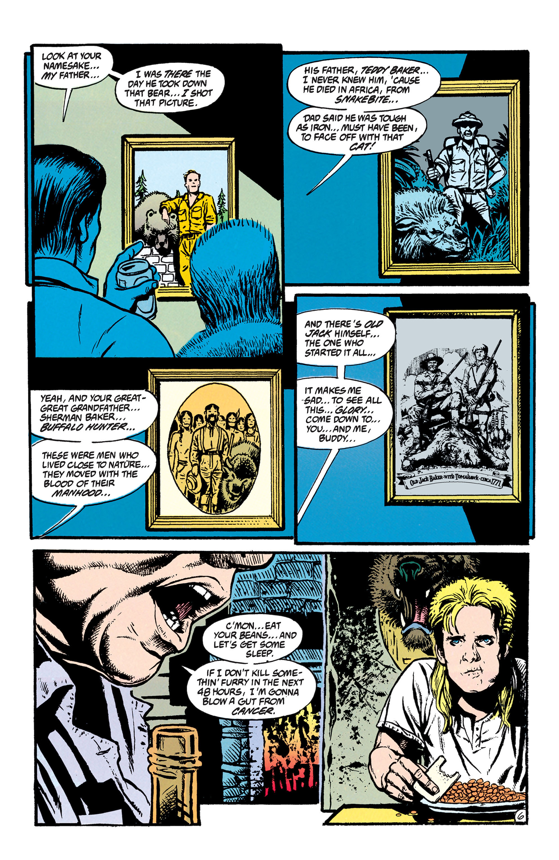 Read online Animal Man (1988) comic -  Issue #46 - 7