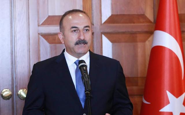 Τσαβούσογλου: Αν η Τουρκία ήθελε να πατήσει στα Ιμια, θα το έκανε
