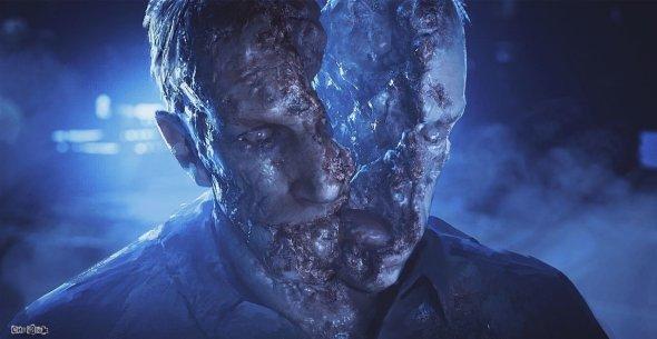 Oleg Vdovenko artstation arte ilustrações modelos 3d ficção científica terror sombrio alienígenas criaturas mutantes