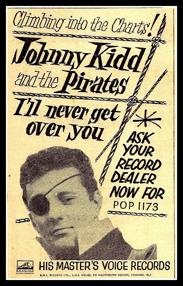 Johnny Kidd - It's Got To Be You