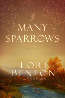 Heidi Reads... Many Sparrows by Lori Benton