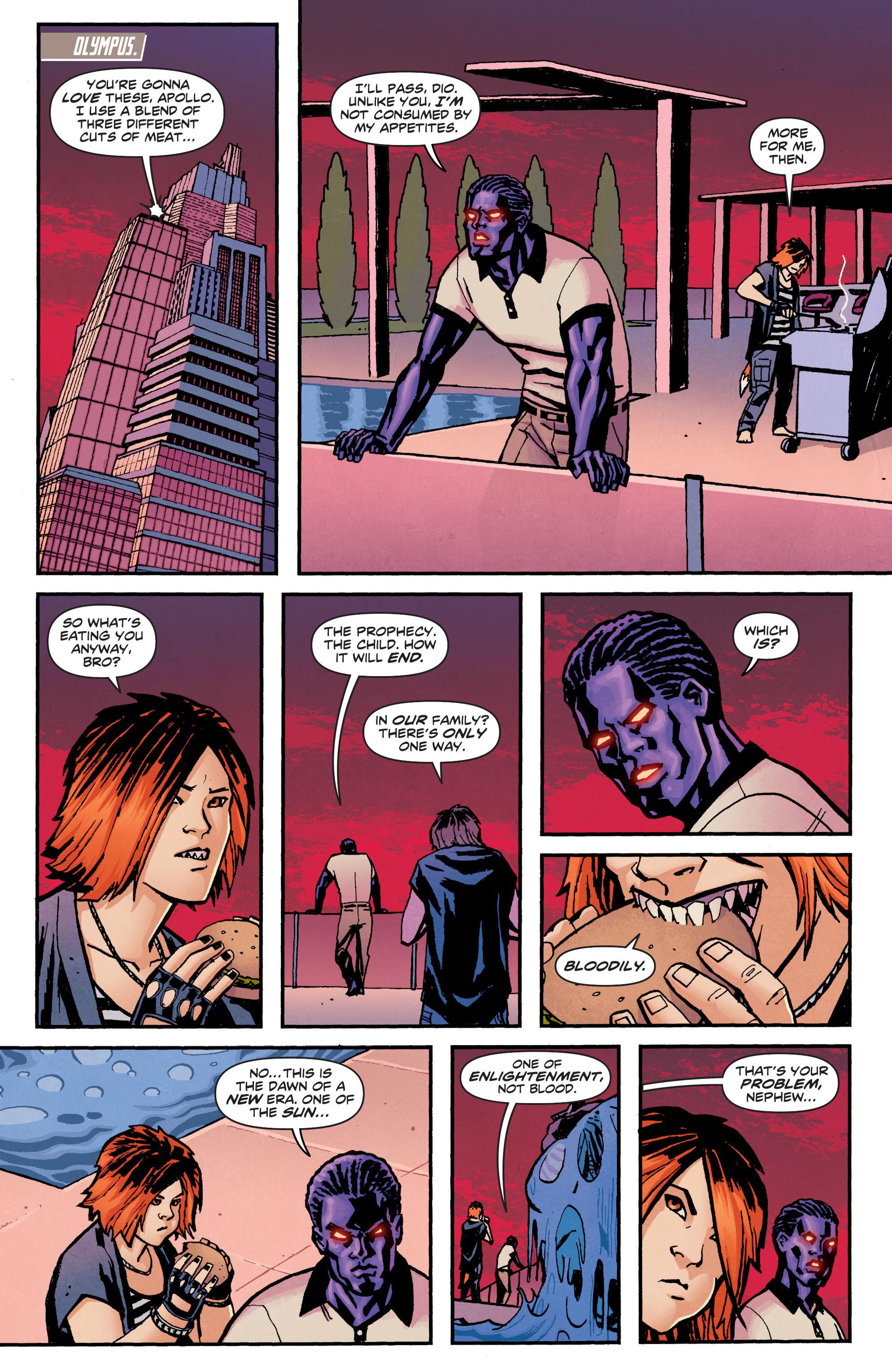 Read online Wonder Woman (2011) comic -  Issue #20 - 2