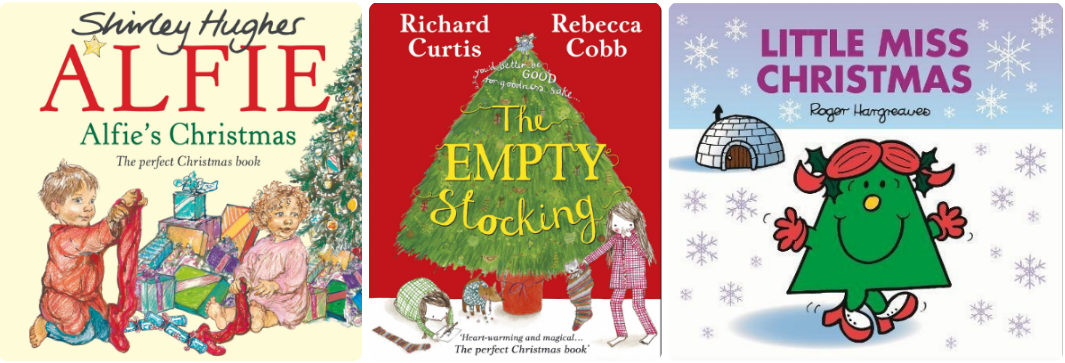 Northumberland Mam The Best Books For Your Book Advent Calendar