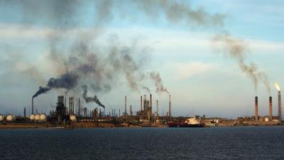 Gangguan Kesehatan dan Pencemaran Lingkungan