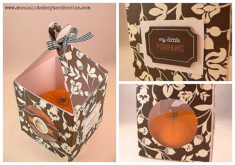 How to make a fall packaging
