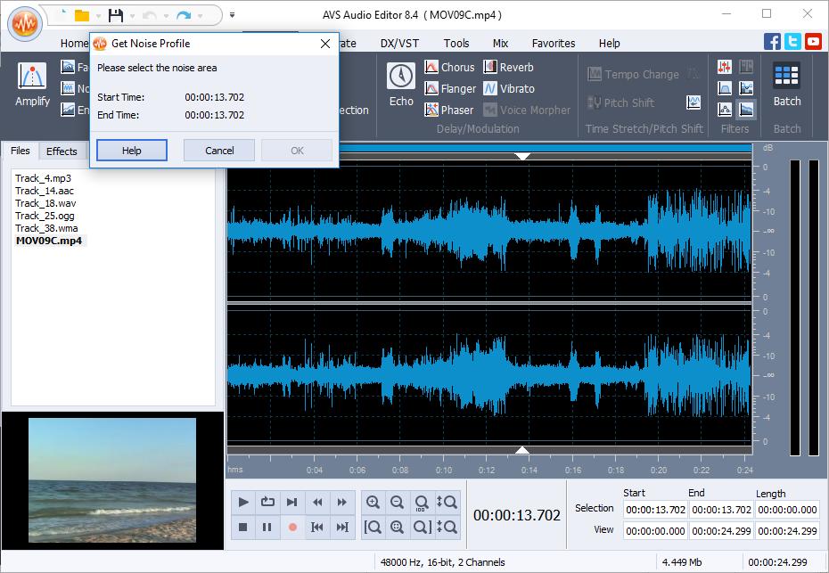 AVS Audio Editor 9.0.2.232