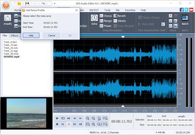 AVS Audio Editor 9.0.1.530