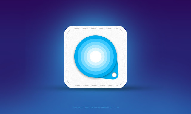 How to make apps icon in Photoshop tutorial for beginners