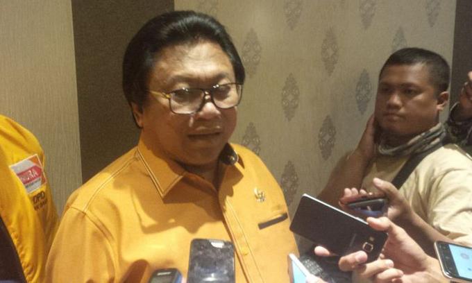 Mosi Tidak Percaya, OSO Dicopot dari Ketua Umum Hanura