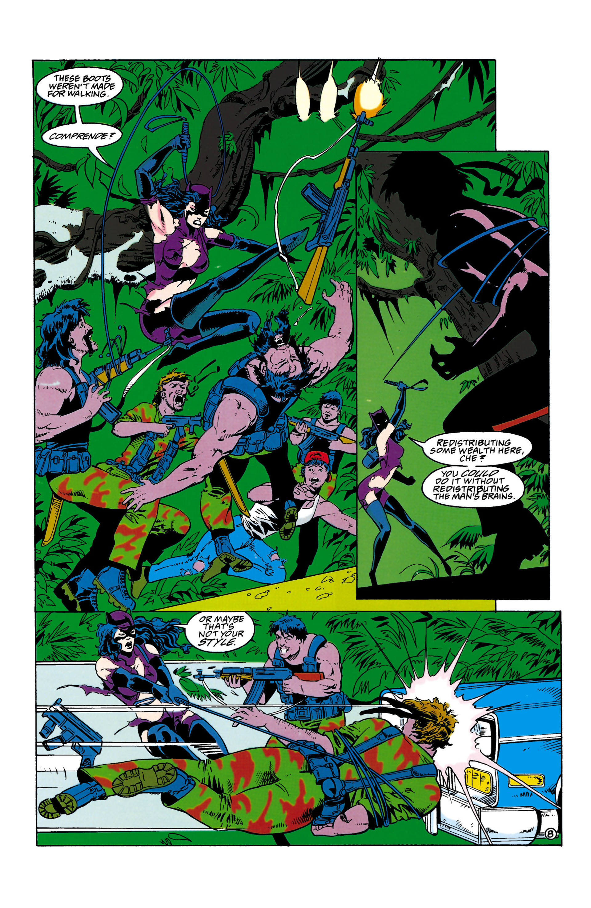 Catwoman (1993) Issue #19 #24 - English 8