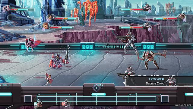 Star Renegades será lançado para o Switch em 2020