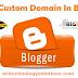 Setup Custom Domain On Blogger