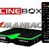 Cinebox Supremo X Dual Core Atualização - 14/02/2018