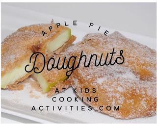 http://blog.kids-cooking-activities.com/2015/10/apple-pie-doughnuts.html