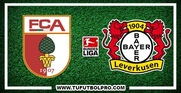 Ver Augsburgo vs Bayer Leverkusen EN VIVO Por Internet Hoy 17 de Febrero 2017