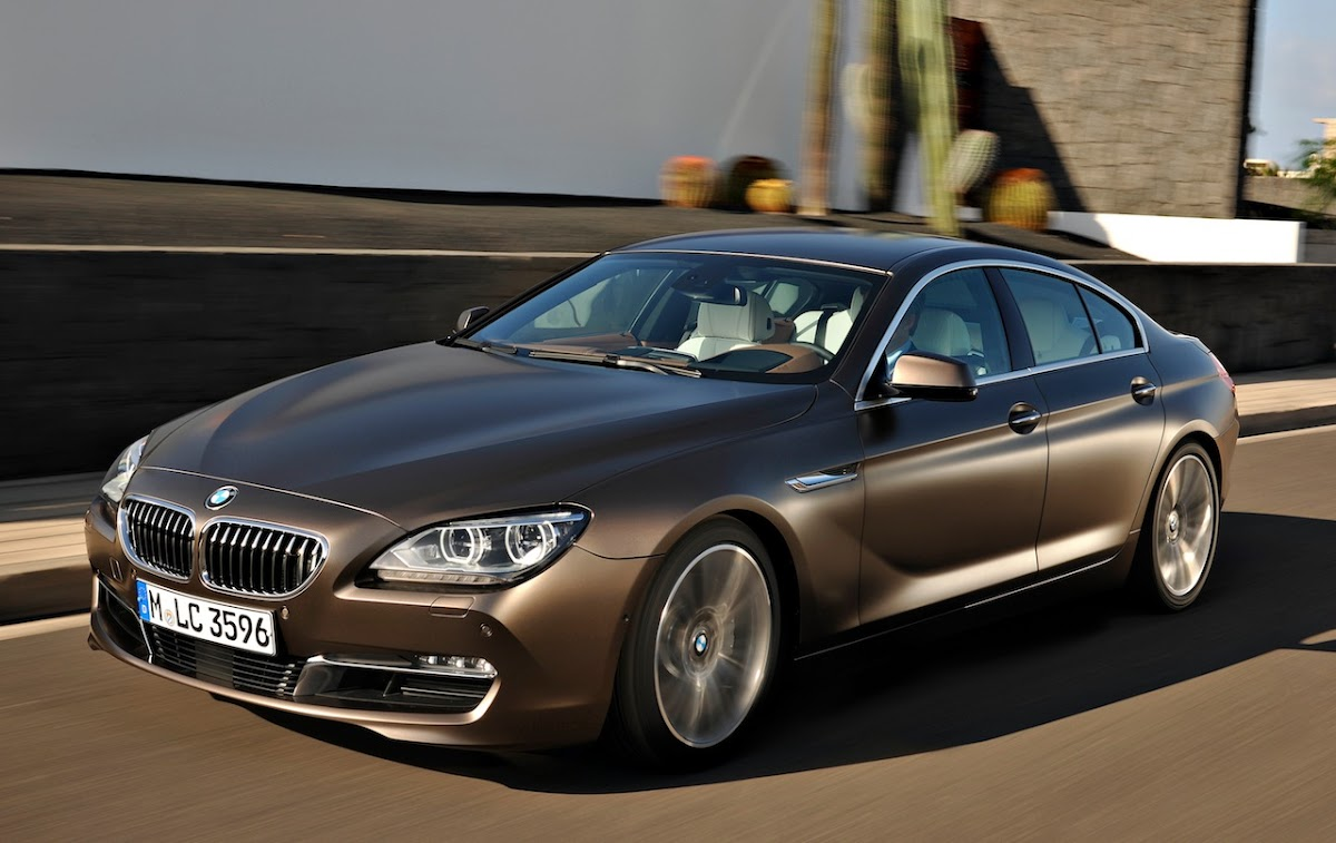 2013 BMW 640i Gran Coupe Price