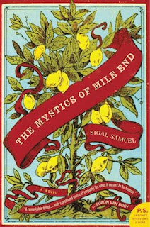 Interview with Sigal Samuel, author of The Mystics of Mile End