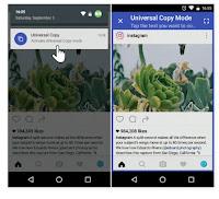 Cara Menggunakan Aplikasi Copy Paste Di Facebook Dan Instagram
