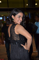 Wamiqa Gabbi in a sleeveless Black Designer Transparent Gown at 64th Jio Filmfare Awards South ~  Exclusive 062.JPG
