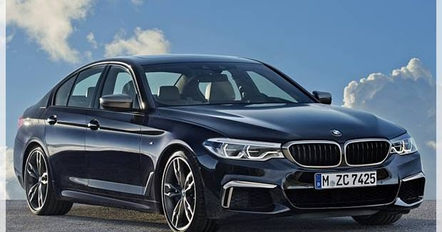 New 2018 Bmw M550i Xdrive Review Bmw Redesign