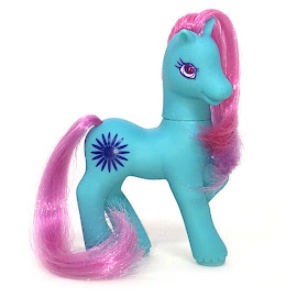 My Little Pony Springdy Fantasy Hair Ponies II G2 Pony