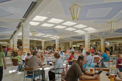 Johnstown Mall Food Court