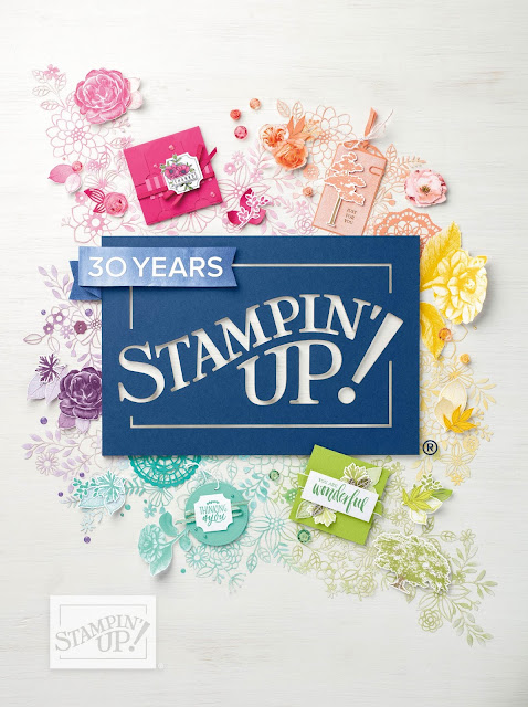 18 - 19 Catalogue Stampin' Up!