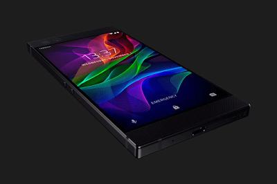 ponsel gaming razer phone 2