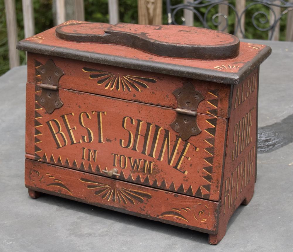 Vincent S Shoe Shine