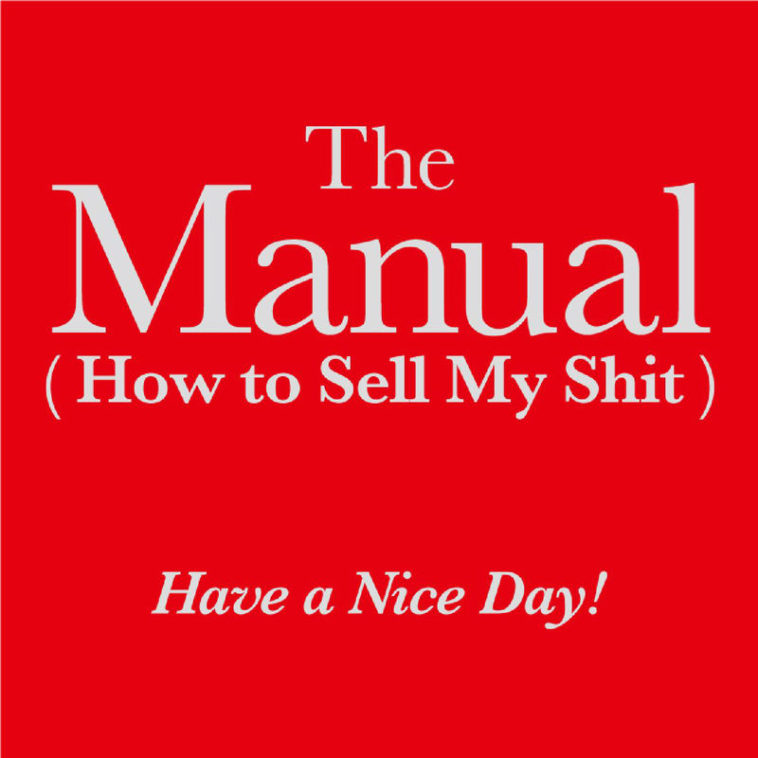 [Album] Have a Nice Day! – The Manual (How to Sell My Shit) (2016.11.09/MP3/RAR)
