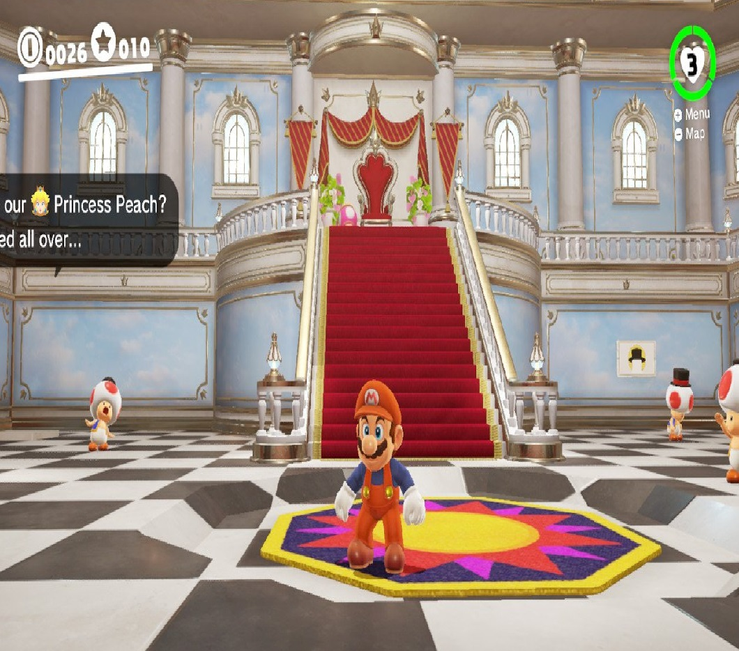 Old Neko Things I Like Super Mario 64 Peach S Castle Super
