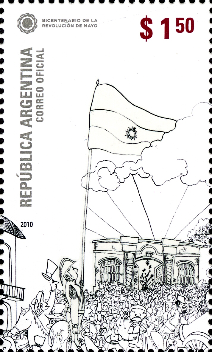 Philaquely Moi: Stamps with Rock Dust