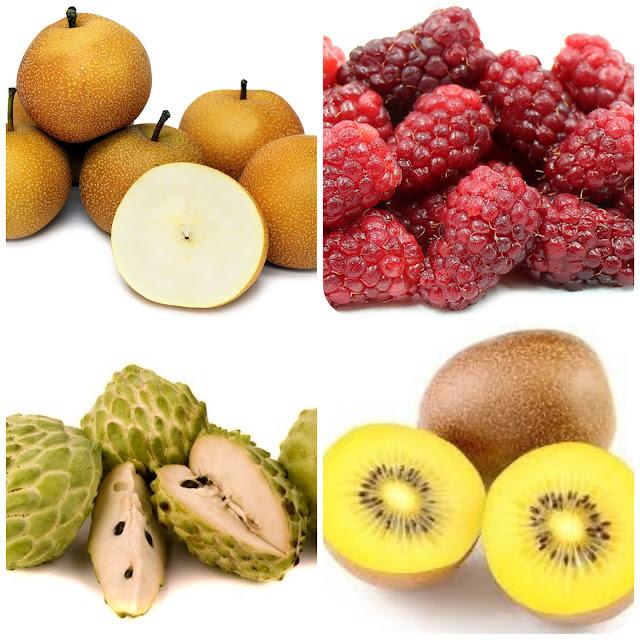Frutas híbridas