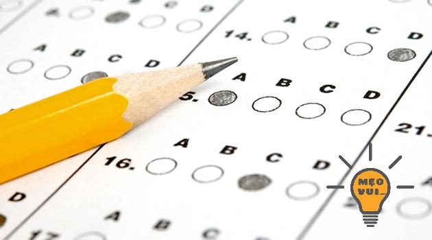 Top 5 lưu ý quan trọng giúp làm tốt bài thi trắc nghiệm Toán