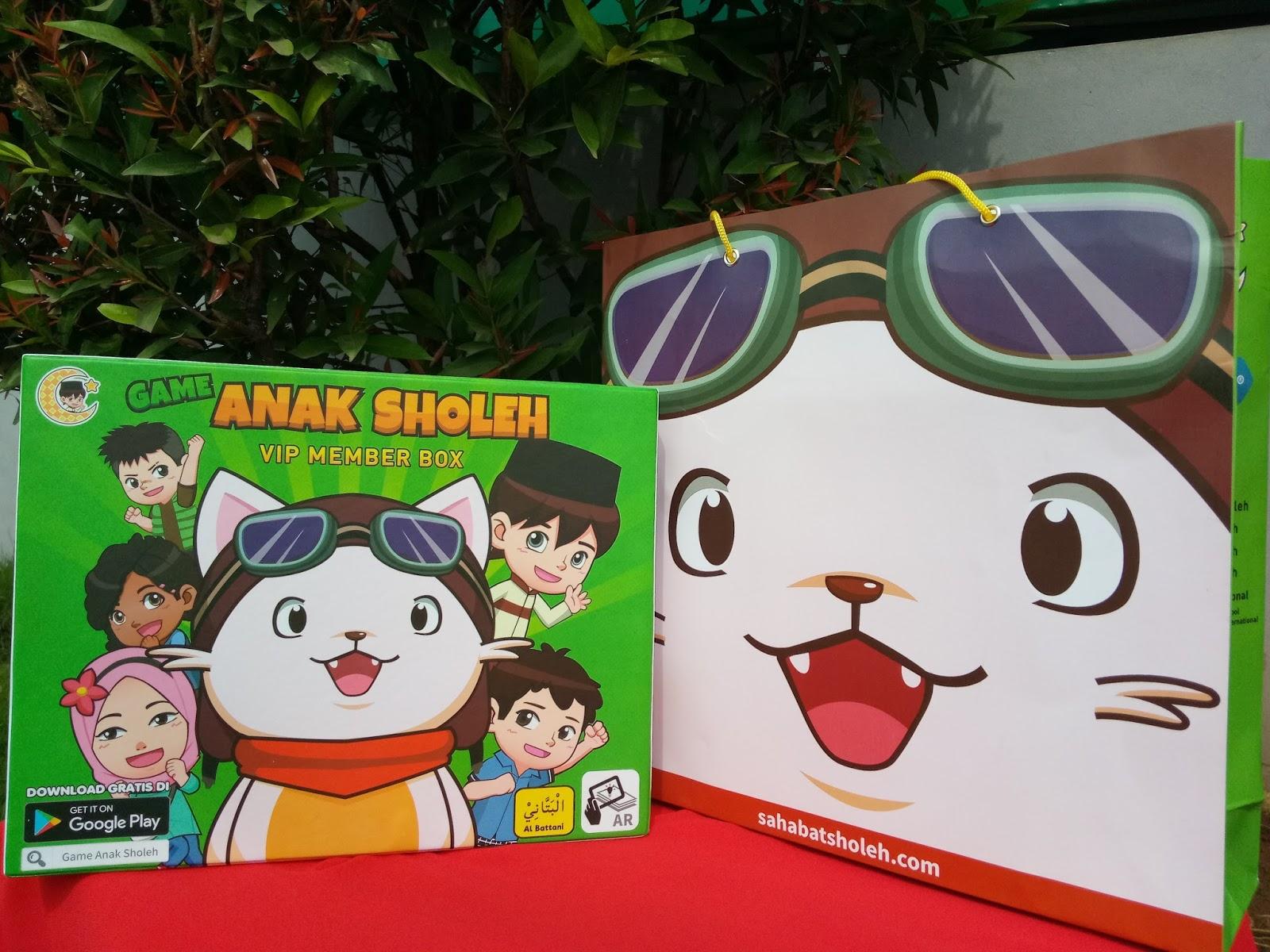 Game Anak Sholeh Game Edukasi Penuh Tantangan Untuk Anak