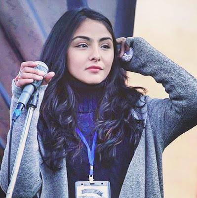 Lets Enjoy The Life: Who is Sweta Singh Hamal ? A short