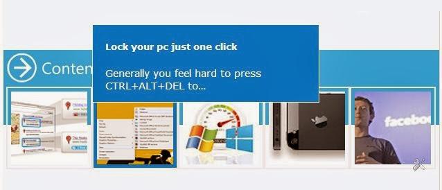 Random post gadget for blogger