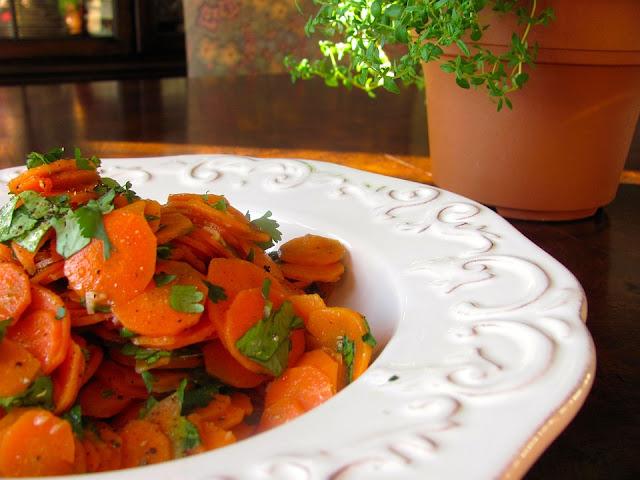 Recette salade de carottes